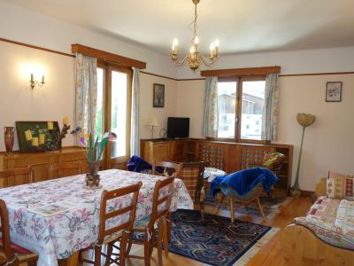 Rent in ski resort 3 room apartment 6 people (2) - Grizzli - Saint Gervais - Summer outside