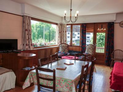 Rent in ski resort 3 room apartment 6 people (1) - Grizzli - Saint Gervais - Summer outside