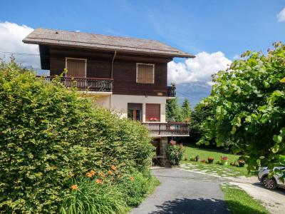 Rent in ski resort Grizzli - Saint Gervais - Summer outside