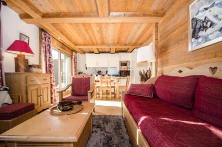 Holiday in mountain resort 3 room apartment 6 people - Hameau de la Blaitiere - Chamonix - Accommodation