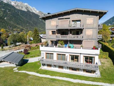 Holiday in mountain resort Hameau de la Blaitiere - Chamonix