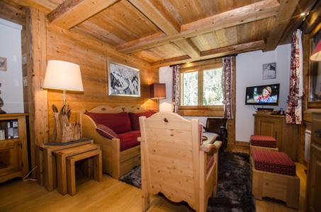 Holiday in mountain resort 3 room apartment 6 people - Hameau de la Blaitiere - Chamonix