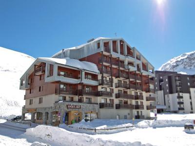 Holiday in mountain resort 2 room apartment sleeping corner 4 people (1) - Hameau du Borsat - Tignes - Accommodation