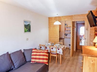 Holiday in mountain resort 2 room apartment sleeping corner 4 people (1) - Hameau du Borsat - Tignes