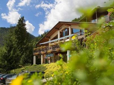 Location au ski Hotel Alpen Roc - La Clusaz - Extérieur été