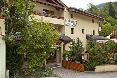 Location Brides Les Bains : Hôtel Athéna été