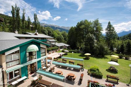 Location Serre Chevalier : Hôtel Club Les Alpes d'Azur été