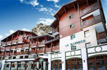 Location au ski Hotel Club Mmv Le Valfrejus - Valfréjus - Extérieur été