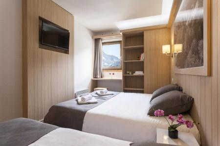 Holiday in mountain resort Hôtel Club MMV les Arolles - Val Thorens - Accommodation