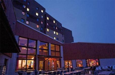 Location au ski Hotel Club Mmv Les Bergers - Alpe d'Huez - Extérieur été