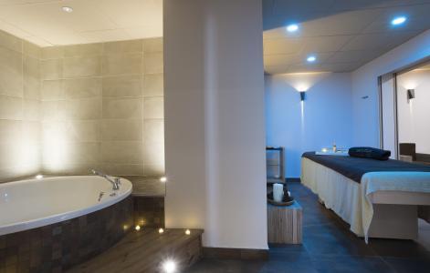 Vacances en montagne Hôtel Club MMV les Bergers - Alpe d'Huez - Jacuzzi