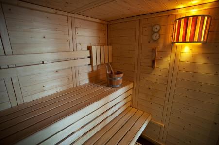 Vacances en montagne Hôtel Club MMV les Bergers - Alpe d'Huez - Sauna