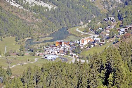 Holiday in mountain resort Hôtel Club MMV les Brévières - Tignes - Summer outside