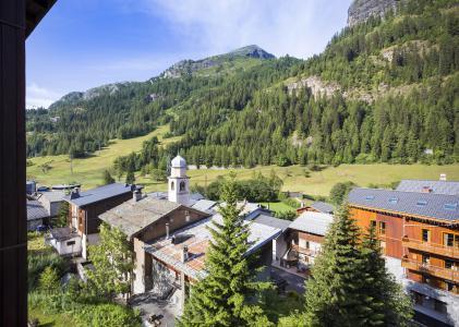 Rent in ski resort Hôtel Club MMV les Brévières - Tignes - Summer outside