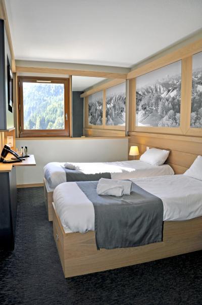 Holiday in mountain resort Hôtel Club MMV les Brévières - Tignes - Bedroom