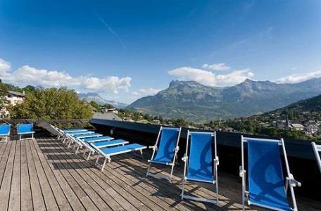 Location au ski Hotel Club Mmv Monte Bianco - Saint Gervais - Extérieur été