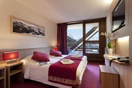 Vacances en montagne Hôtel Club MMV Monte Bianco - Saint Gervais - Chambre