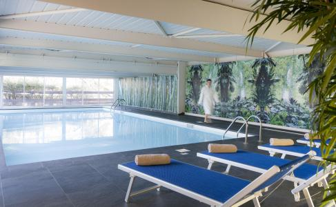 Vacances en montagne Hôtel Club MMV Monte Bianco - Saint Gervais - Piscine
