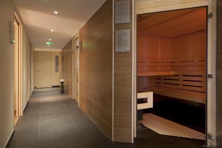 Vacances en montagne Hôtel Club MMV Monte Bianco - Saint Gervais - Sauna