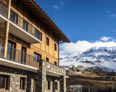 Rent in ski resort Hôtel Daria-I Nor - Alpe d'Huez - Summer outside