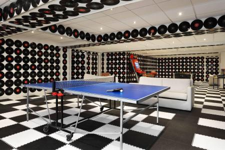 Vacances en montagne Hôtel Ibiza - Les 2 Alpes - Jeux
