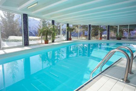 Vacances en montagne Hôtel Ibiza - Les 2 Alpes - Piscine