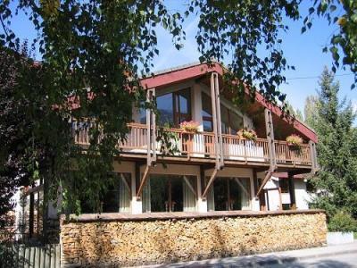 Location au ski Hotel La Tourmaline - La Plagne - Extérieur été