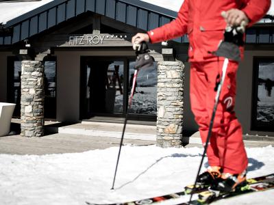 Location au ski Hotel Le Fitz Roy - Val Thorens - Extérieur été