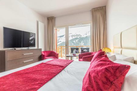 Vacances en montagne Hôtel le Mottaret - Méribel-Mottaret
