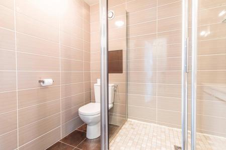 Vacances en montagne Hôtel le Mottaret - Méribel-Mottaret - Salle de bains