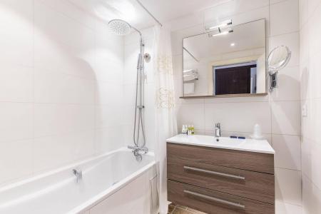 Vacances en montagne Suite Confort + Familliale - Hôtel le Mottaret - Méribel-Mottaret - Salle de bains