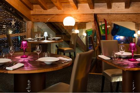 Holiday in mountain resort Hôtel le Pashmina - Val Thorens -