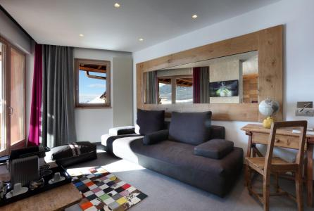 Holiday in mountain resort Junior Suite (2 people) - Hôtel le Pashmina - Val Thorens - Living room