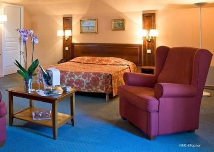 Unterkunft Hôtel le Pic Blanc