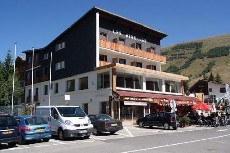 Location au ski Hotel Les Airelles - Les 2 Alpes - Extérieur été