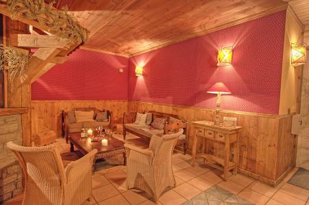 Vacances en montagne Hôtel les Balcons Village - La Plagne - Réception