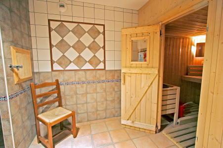 Vacances en montagne Hôtel les Balcons Village - La Plagne - Sauna