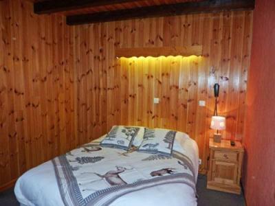Holiday in mountain resort Hôtel les Catrems - Orcières Merlette 1850 - Bedroom