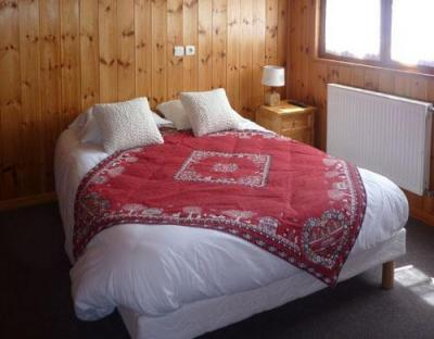 Holiday in mountain resort Hôtel les Catrems - Orcières Merlette 1850 - Double bed