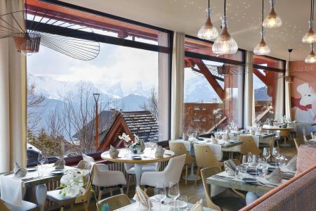 Holiday in mountain resort Hôtel les Grandes Rousses - Alpe d'Huez -