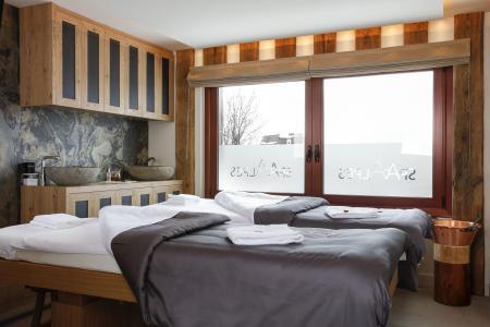 Holiday in mountain resort Hôtel les Grandes Rousses - Alpe d'Huez - Bedroom