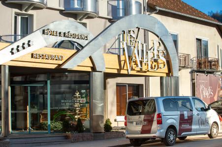 Location Hôtel les Vallées