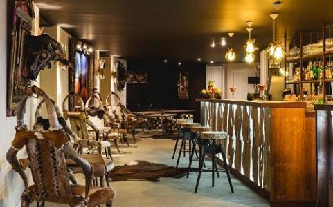 Urlaub in den Bergen Hôtel Rock Noir - Serre Chevalier - Bar