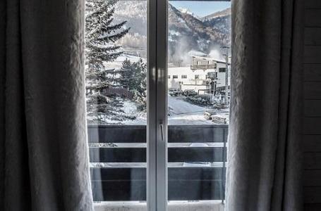 Urlaub in den Bergen Hôtel Rock Noir - Serre Chevalier - Fenster