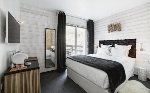 Urlaub in den Bergen Hôtel Rock Noir - Serre Chevalier - Schlafzimmer