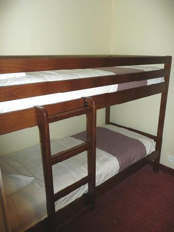 Holiday in mountain resort Hôtel Suite Home Briançon - Serre Chevalier - Bunk beds
