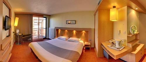 Vacances en montagne Hôtel Suite Home Briançon - Serre Chevalier - Chambre