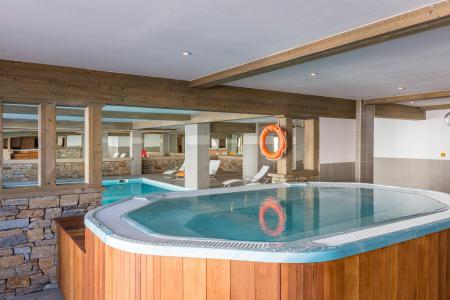 Vacances en montagne Hôtel Vancouver - La Plagne - Bain à remous