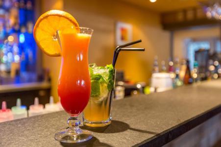 Vacances en montagne Hôtel Vancouver - La Plagne - Bar
