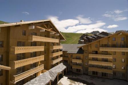 Location au ski Hotel Vancouver - La Plagne - Extérieur été